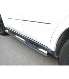 Big-Bar Ø 60 mm, acero inox baja sin traviesa (Serie T) (Holog. CEE)