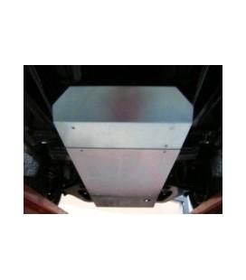 Conjunto estribos laterales inox plataforma (Bull-Face) (Solo Doble Cabina)