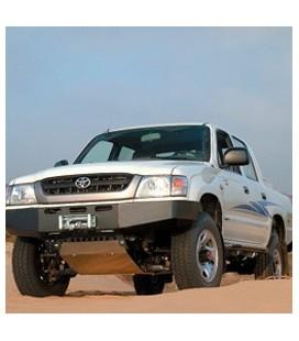 Soporte cabestrante integral Hi-Lux 98 al 2002 (Serie AS) (No incluye faros)