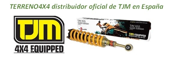 SUSPENSION TJM