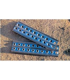 Plancha de arena duraluminio 1,0 mts (BULLFACE)