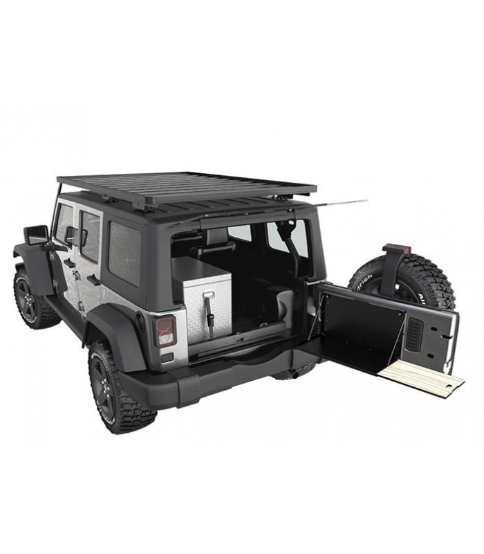 Plegable Extensible Porton Mesa Jeep Y Para Jk Wrangler De sordtQCBhx