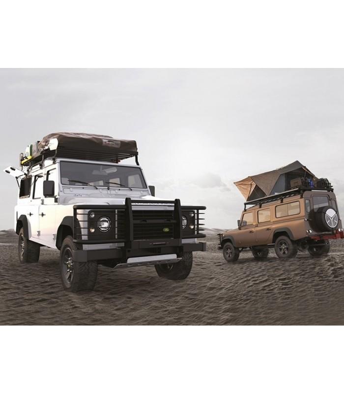 Baca De Techo Para Viaje De Todo Terreno Land Rover