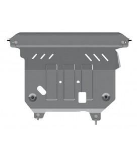 plancha protector proteccion bajos diferencial ford ecosport