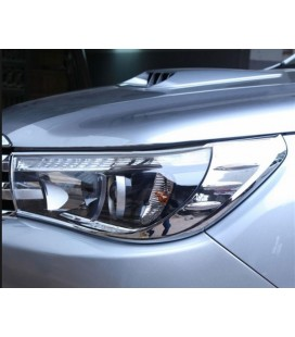 PROTECTOR FAROS TOYOTA HILUX