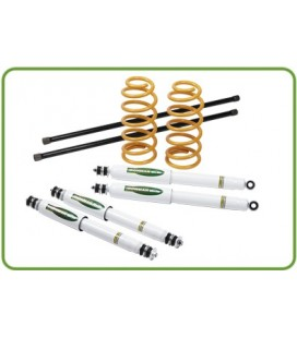 Kit Susp. PERFORMANCE c/NITRO-GAS 3puertas (1308mm) Barr./Muell.
