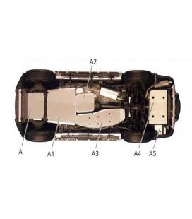 Protector frontal 3p y 5p (gasolina) (Serie ASFIR) (Automático)