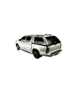 Hard-Top ABS Hi-Lux Vigo D/Cab con ventanas (Bull-Face)
