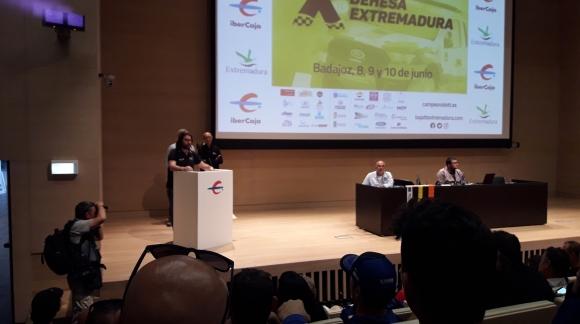 TERRENO4X4 compitiendo en el Campeonato de España de Raid